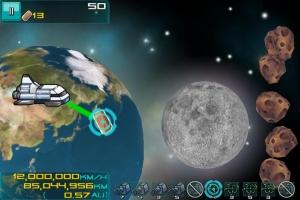 Androidアプリ「Space Flight : Solar System」のスクリーンショット 3枚目