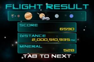 Androidアプリ「Space Flight : Solar System」のスクリーンショット 4枚目