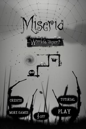 Androidアプリ「Miseria」のスクリーンショット 1枚目