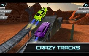 Androidアプリ「Jump Racer」のスクリーンショット 2枚目