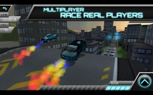 Androidアプリ「Jump Racer」のスクリーンショット 3枚目