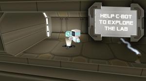 Androidアプリ「C-Bot Puzzle」のスクリーンショット 1枚目