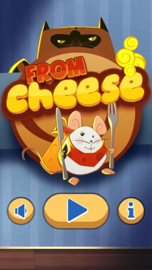 Androidアプリ「From Cheese」のスクリーンショット 1枚目