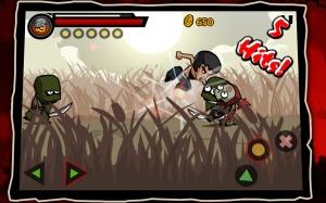 Androidアプリ「KungFu Warrior」のスクリーンショット 4枚目