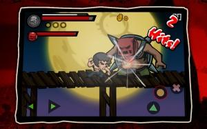 Androidアプリ「KungFu Warrior」のスクリーンショット 3枚目