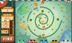 Androidアプリ「キャッチキャンディ - Catch the Candy」のスクリーンショット 1枚目