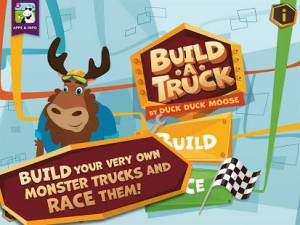 Androidアプリ「Build A Truck -Duck Duck Moose」のスクリーンショット 1枚目