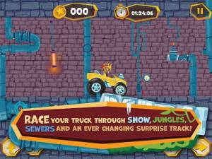 Androidアプリ「Build A Truck -Duck Duck Moose」のスクリーンショット 4枚目