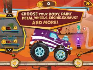 Androidアプリ「Build A Truck -Duck Duck Moose」のスクリーンショット 2枚目