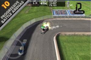 Androidアプリ「World Rally Racing HD」のスクリーンショット 5枚目