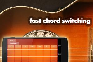 Androidアプリ「ギター」のスクリーンショット 3枚目