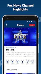 Androidアプリ「Fox News: Breaking News, Live Video & News Alerts」のスクリーンショット 4枚目