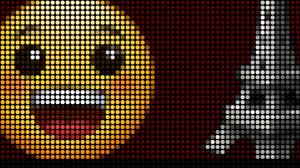 Androidアプリ「LED Scroller」のスクリーンショット 1枚目