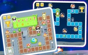 Androidアプリ「ベビー足し算2-BabyBus(ベビー・バス)」のスクリーンショット 5枚目