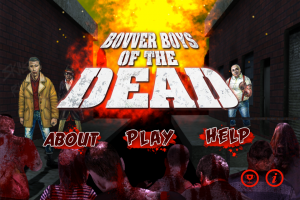 Androidアプリ「Bovver boys of the dead」のスクリーンショット 1枚目