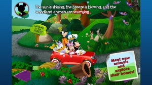Androidアプリ「Mickey's Wildlife Count Along」のスクリーンショット 5枚目