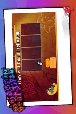 Androidアプリ「Ninjammin Beat-jitsu」のスクリーンショット 1枚目