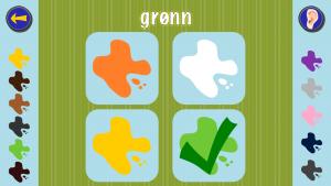 Androidアプリ「Gus on the Go: 子供にノルウェー語を」のスクリーンショット 1枚目