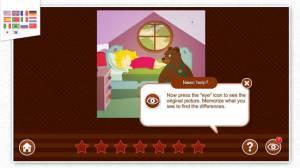 Androidアプリ「7 つの間違い」のスクリーンショット 4枚目