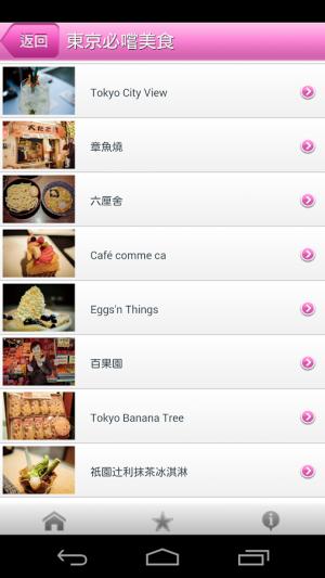 Androidアプリ「日本旅遊活動電子導覽書」のスクリーンショット 5枚目