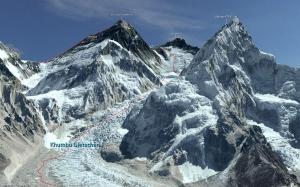 Androidアプリ「Mount Everest 3D - エベレスト3Dマウント」のスクリーンショット 1枚目