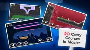 Androidアプリ「Super Stickman Golf 2」のスクリーンショット 3枚目