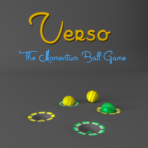 Androidアプリ「Verso: The Momentum Ball Game」のスクリーンショット 4枚目