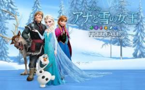 Androidアプリ「アナと雪の女王: Free Fall」のスクリーンショット 5枚目