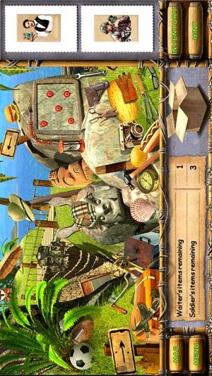 Androidアプリ「ミステリー島の秘宝 Mystery Island Full」のスクリーンショット 3枚目