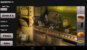 Androidアプリ「Mystery Hidden Objects」のスクリーンショット 2枚目