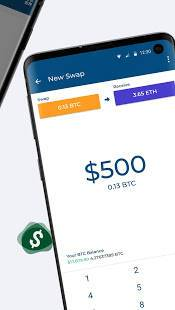 Androidアプリ「Blockchain Wallet. Bitcoin, Bitcoin Cash, Ethereum」のスクリーンショット 5枚目