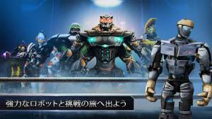 Androidアプリ「Real Steel」のスクリーンショット 2枚目