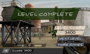 Androidアプリ「Sniper Hero - Shooting Game」のスクリーンショット 3枚目