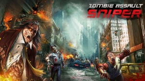 Androidアプリ「Zombie Assault:Sniper」のスクリーンショット 3枚目