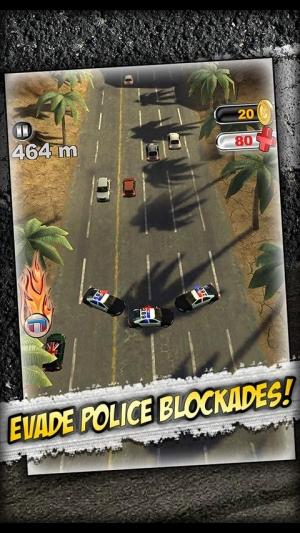 Androidアプリ「Suspect: The Run!」のスクリーンショット 3枚目