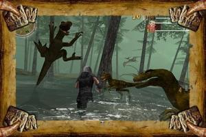 Androidアプリ「Dinosaur Assassin Pro」のスクリーンショット 3枚目