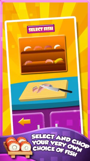 Androidアプリ「Sushi Maker」のスクリーンショット 3枚目