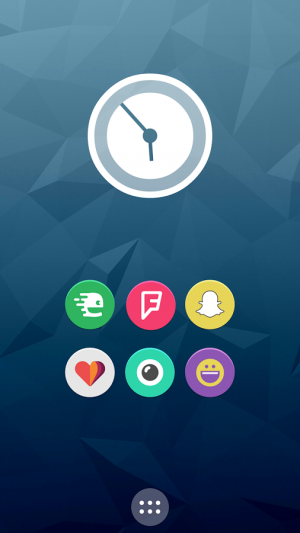 Androidアプリ「Flatee - Icon Pack」のスクリーンショット 3枚目