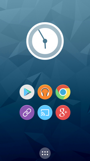 Androidアプリ「Flatee - Icon Pack」のスクリーンショット 4枚目