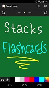 Androidアプリ「Stacks Flashcards」のスクリーンショット 3枚目