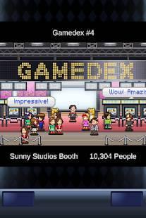 Androidアプリ「Game Dev Story」のスクリーンショット 3枚目
