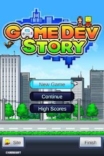 Androidアプリ「Game Dev Story」のスクリーンショット 5枚目