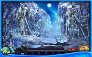 Androidアプリ「Dark Parables: Snow Queen CE」のスクリーンショット 1枚目