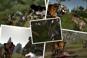 Androidアプリ「Life Of Wolf 2014 FREE」のスクリーンショット 2枚目