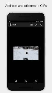 Androidアプリ「5SecondsApp - Animated GIF Create & Search」のスクリーンショット 4枚目