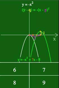 Androidアプリ「数学ナビ」のスクリーンショット 2枚目