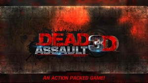 Androidアプリ「DEAD ASSAULT 3D」のスクリーンショット 1枚目