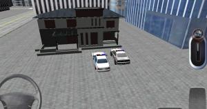 Androidアプリ「警察の駐車場3D拡張」のスクリーンショット 5枚目