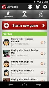 Androidアプリ「Memozzle」のスクリーンショット 2枚目