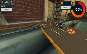 Androidアプリ「LEGO® Pull-Back Racers 2.0」のスクリーンショット 5枚目